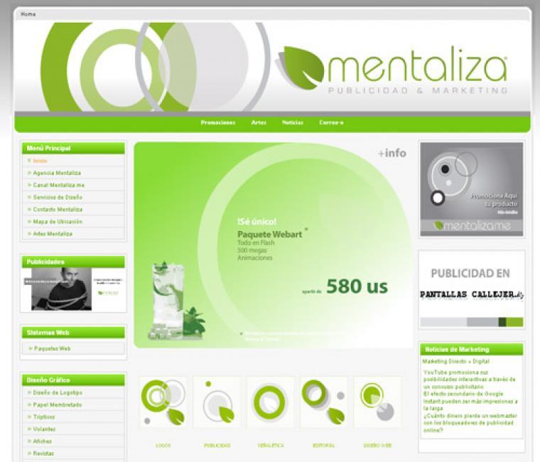 Agencia Mentaliza